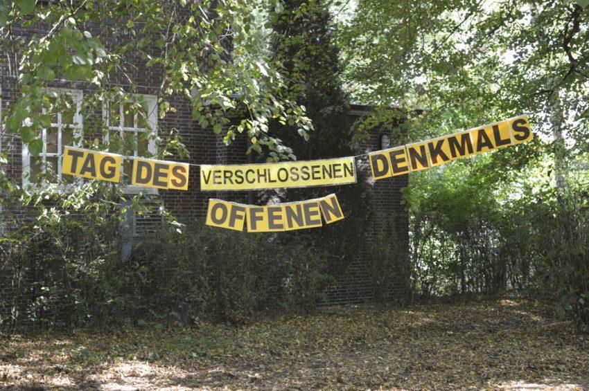 Tag des offenen Denkmals 2018, Schule Berne, Foto: Matthias Windscheid