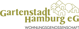 Gartenstadt Hamburg eG, Logo bis 2018