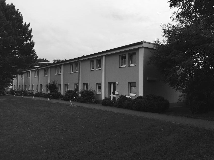 Gartenstadt-Siedlung Farmsen