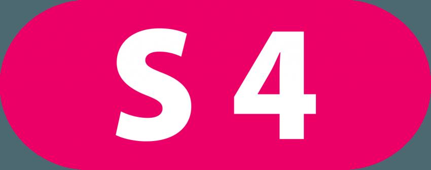 S4, Logo