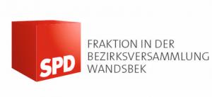 SPD-Fraktion in der Bezirksversammlung Wandsbek, Logo