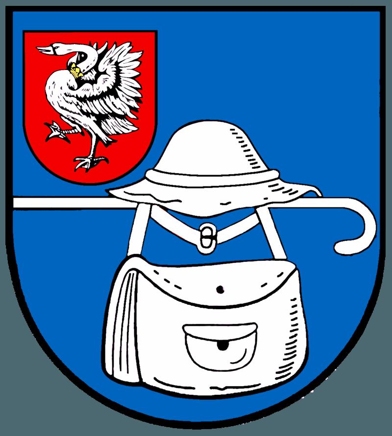 Wappen der Stadt und des Bezirks Wandsbek