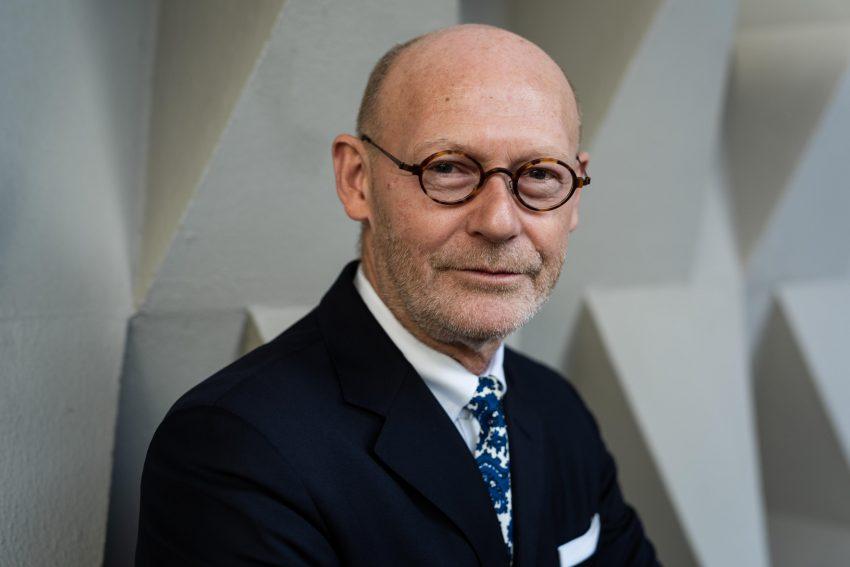 Michael Westhagemann, Wirtschaftssenator (2018, Foto: BWVI