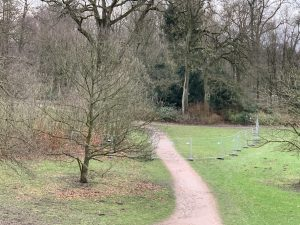 Zäune im Berner Gutspark