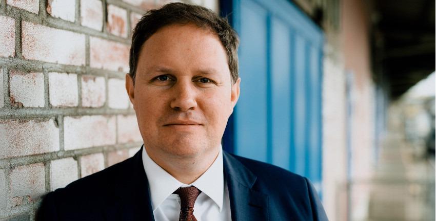 Dr. Carsten Brosda, Foto: Bertold Fabricius (Bildquelle: hamburg.de)