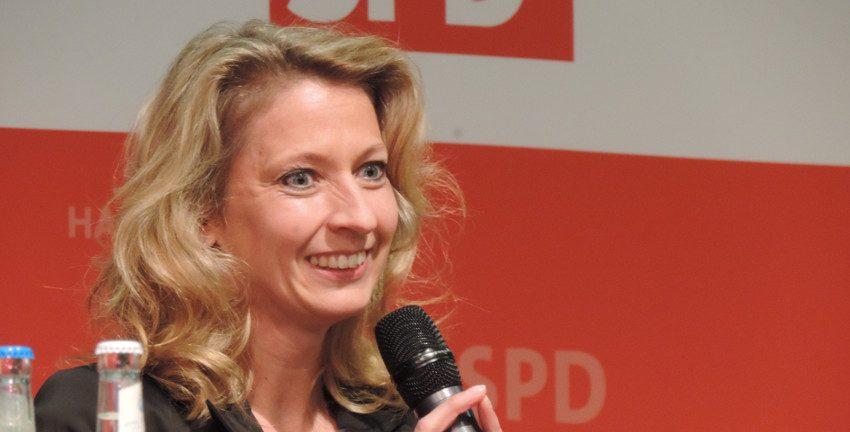 Anja Quast, Foto: SPD