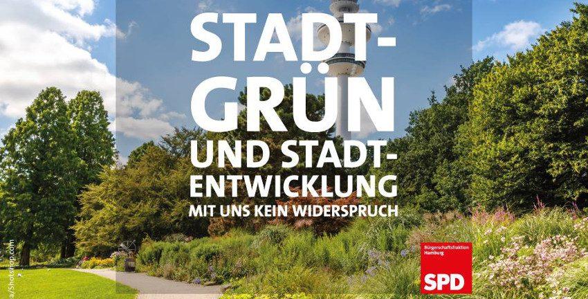 Stadtgrün und Stadtentwicklung (SPD)