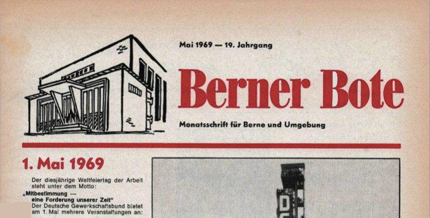 Berner Bote 1969-05