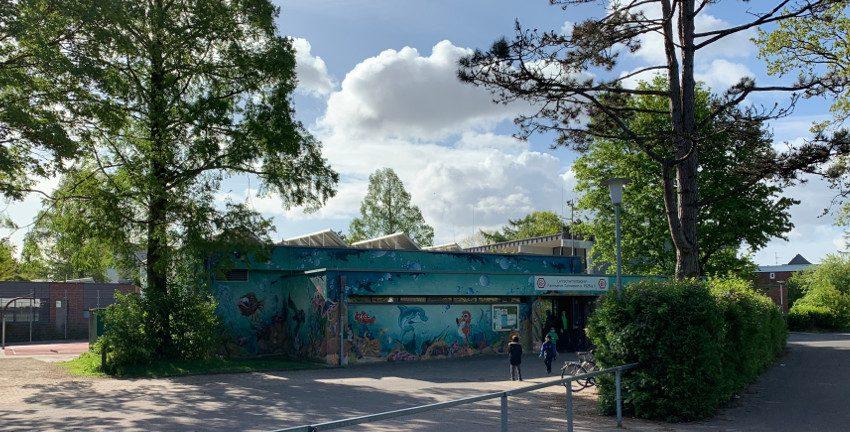 Lehrschwimmbecken Farmsen in Hamburg-Farmsen-Berne, 2019