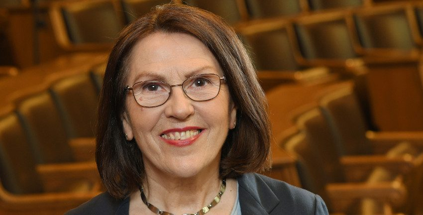 Regina Jäck, MdHB; Foto: SPD