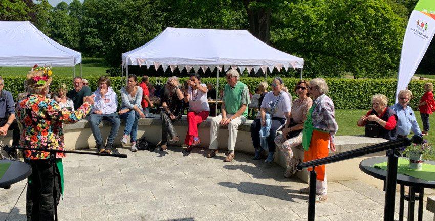 Gartenbörse der Gartenstadt Hamburg eG am 19.05.2019 in Hamburg-Farmsen-Berne (Foto: Marc Buttler)