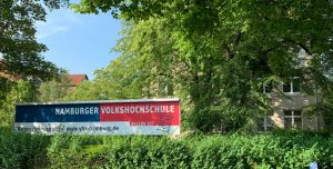 Volkshochschule Hamburg-Ost in Farmsen-Berne (Foto: Marc Buttler, 6/2019)