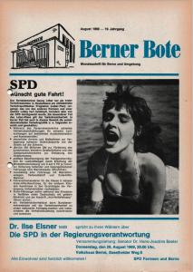 Berner Bote, August 1969