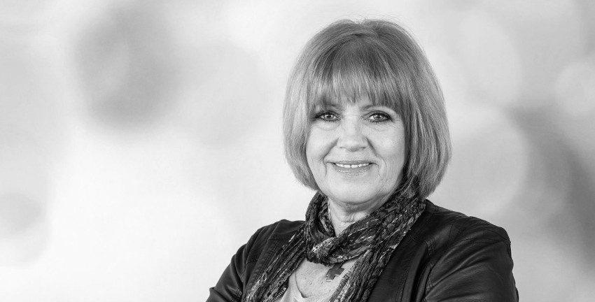Claudia Mahler, † 31.07.2019; Foto: SPD