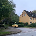 Häuser der Gartenstadt Hamburg eG an der Dreieckskoppel in Hamburg-Rahlstedt, Foto: Marc Buttler