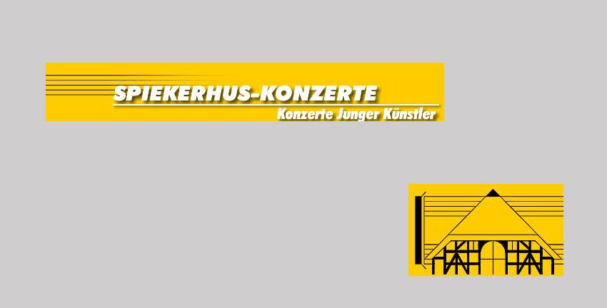 Konzerte Junger Künstler im Spiekerhus e.V.
