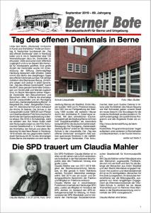 Berner Bote 9/2019