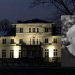 Martin Sieg und das Berner Schloss; Foto: JQuast/Marc Buttler