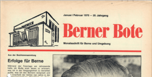 Berner Bote 1970-01/02 (Titelbild, Auszug 850x432)