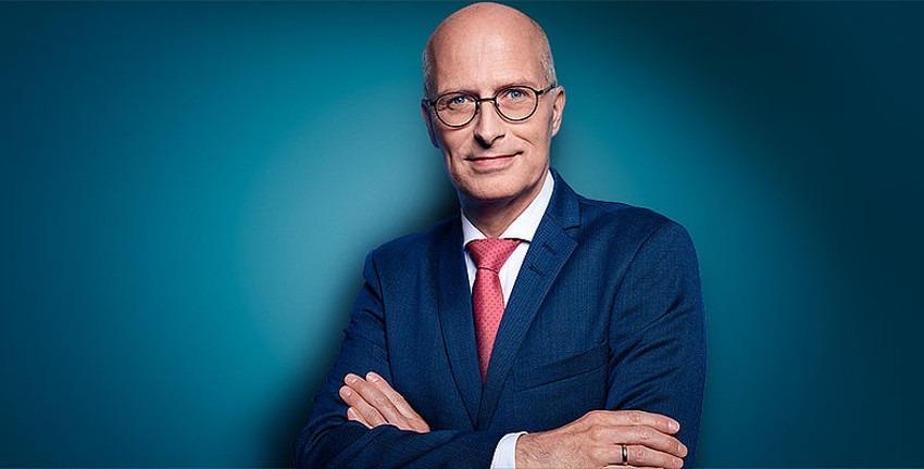Peter Tschentscher; Foto: SPD
