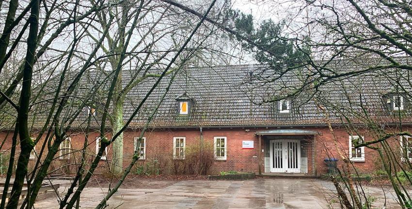 Jugendgruppenheim in der Berner Allee 66 in Farmsen-Berne.