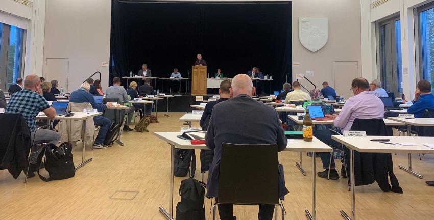Bezirksversammlung Wandsbek am 04.06.2020.