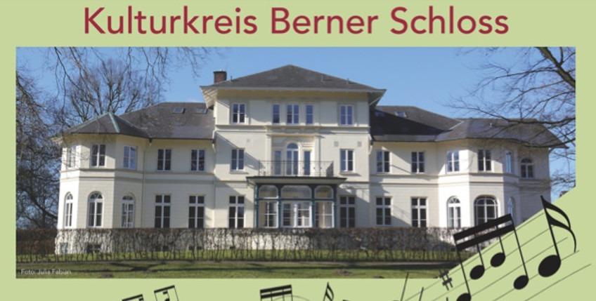 Kulturkreis Berner Schloss, Schloss mit Noten