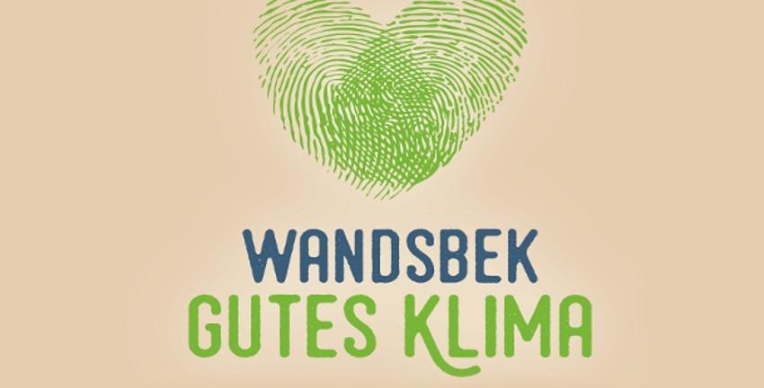 Logo Wandsbek Gutes Klima, Bild: © motum GmbH
