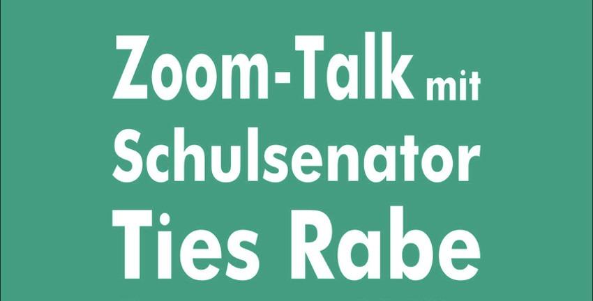 Zoom-Talk mit Ties Rabe