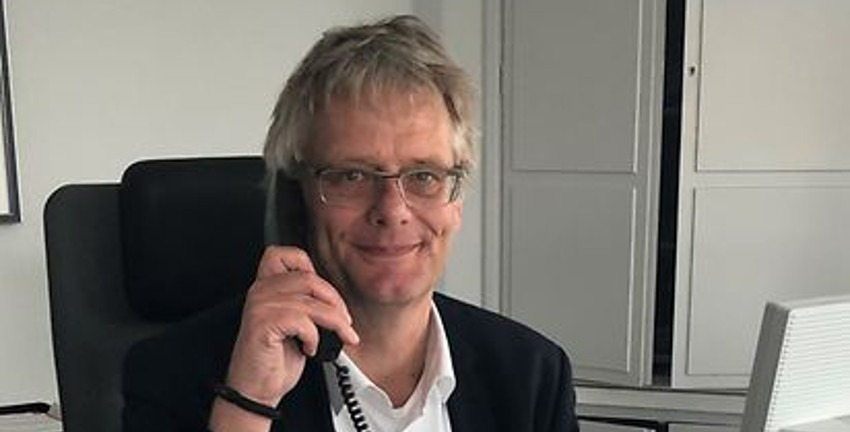 Telefonische Sprechstunde mit Thomas Ritzenhoff, Foto: Bezirksamt Wandsbek