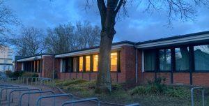 Grundschulstandort der Erich-Kästner-Schule in Farmsen-Berne, Januar 2021. Foto: Marc Buttler