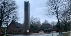 Kirche in Farbe