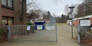 TUS Berne, Sportplatz Lienaustraße