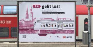 S4 geht los! Die neue S-Bahnlinie kommt (Foto: Ole Thorben Buschhüter)