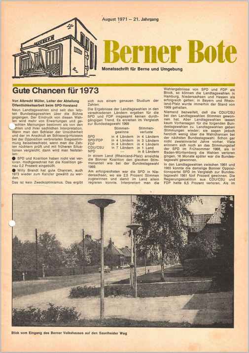 Berner Bote 1971-08