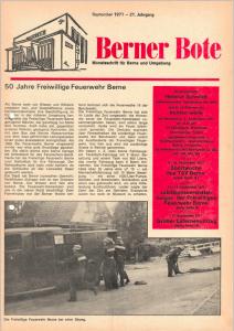 Berner Bote 1971-09