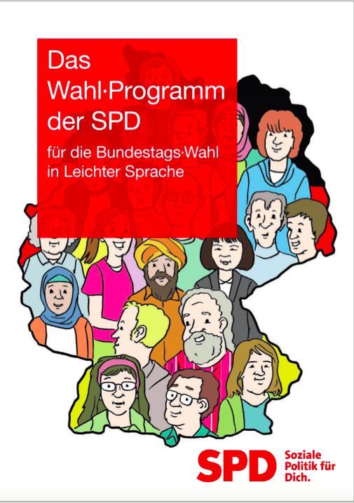 SPD-Zukunftsprogramm-Leichte-Sprache
