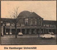 Universität Hamburg (BB 1971/10)