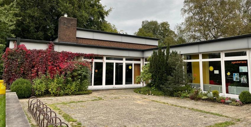 Friedenskirche Berne in Hamburg-Farmsen-Berne